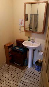 Eustone Apt 51 Bathroom