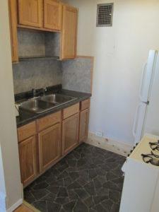 Williams Apartments #2 kitchen