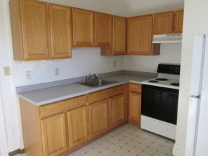 Windsor Apartments #5 kitchen