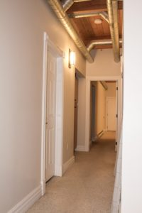 7B E 4th St Hallway