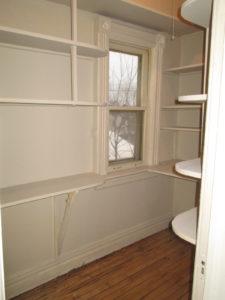 716 E 4th Street Closet
