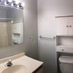 Chester Terrace 1214C bathroom