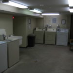 Chester Terrace 1214C laundry