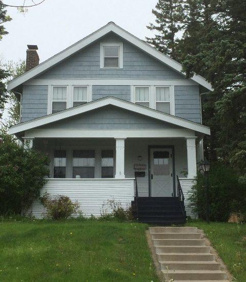 4521 McCulloch Street Exterior
