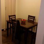 Barrington Apartments #2 dining room