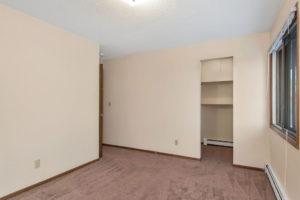 Anchor Point Apartments bedroom closet