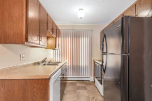 Anchor Point Apartments kitchen
