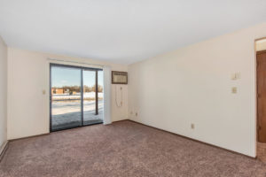Driftwood Plaza Apartments living space 2