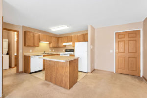 Woodhaven East Apartments kitchen
