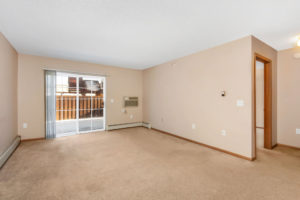Woodhaven East Apartments living room