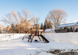 Woodhaven East Apartments play area
