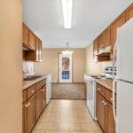 Willow Creek Apartments kitchen