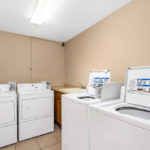 Willow Creek Apartments laundry