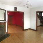 1507 E 3rd Street living room panorama