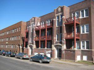 Williams Apartment #10 exterior