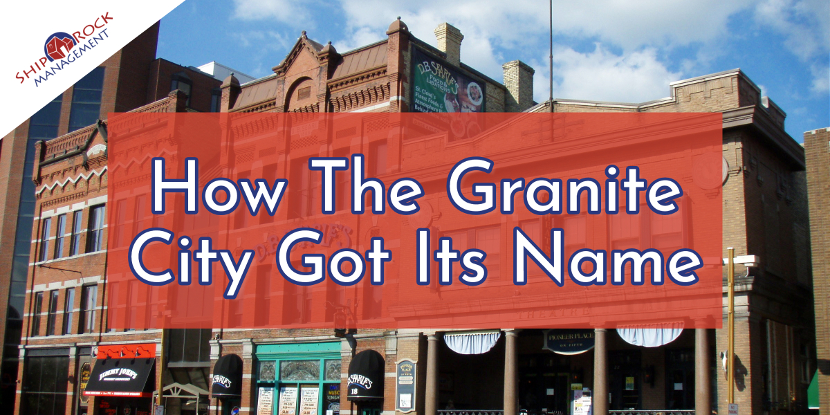How the Granite City (St. Cloud) Got Its Name