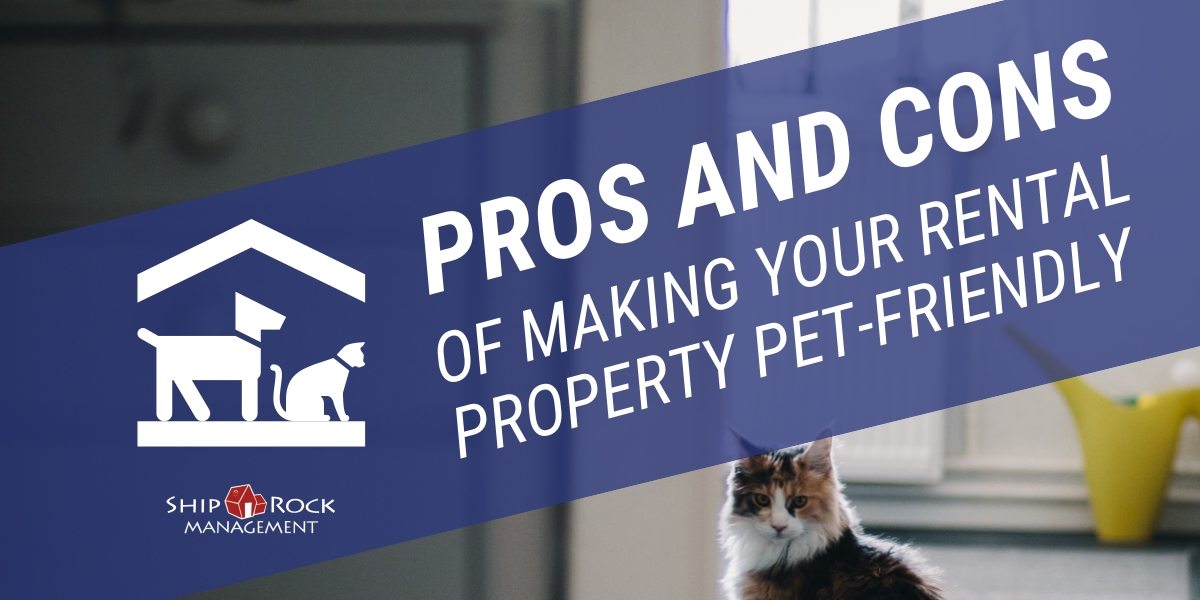 Pros and Cons of Making Your Rental Property Pet-Friendly